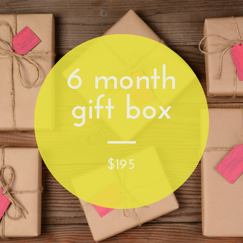 6 MONTH GIFT BOX - STEM Box Australia