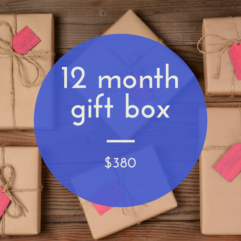 1 YEAR GIFT BOX - STEM Box Australia