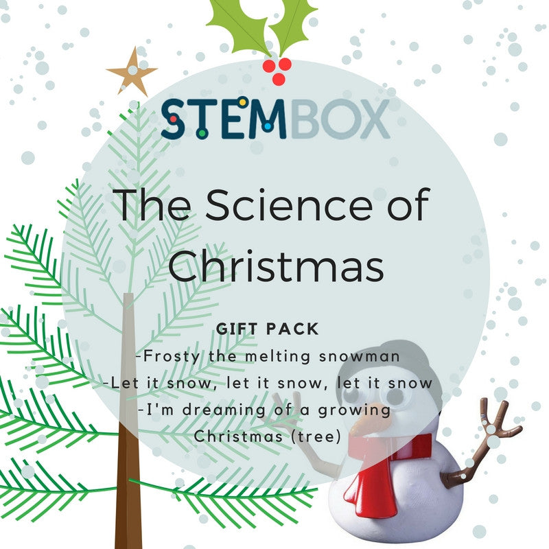 The Science of Christmas Gift Pack- Limited Stock - STEM Box Australia