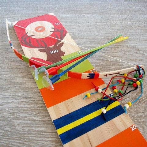 Design Your Own Bow and Arrow - STEM Box Australia