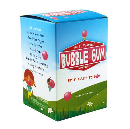 DIY Bubble Gum Kit - STEM Box Australia