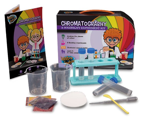 Chromatography Experiment Kit - STEM Box Australia