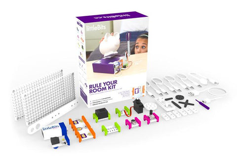 Littlebits Rule Your Room Kit - Free Delivery!
