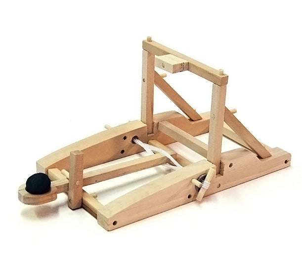 Medieval Catapult - STEM Box Australia