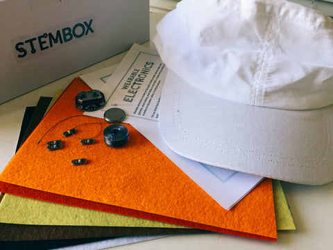 Wearable Electronics - STEM Box Australia