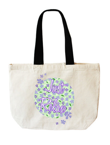 Just Relax tote bag - Full Moony - 1