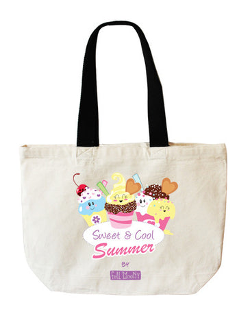 Sweet&Cool tote bag - Full Moony - 1