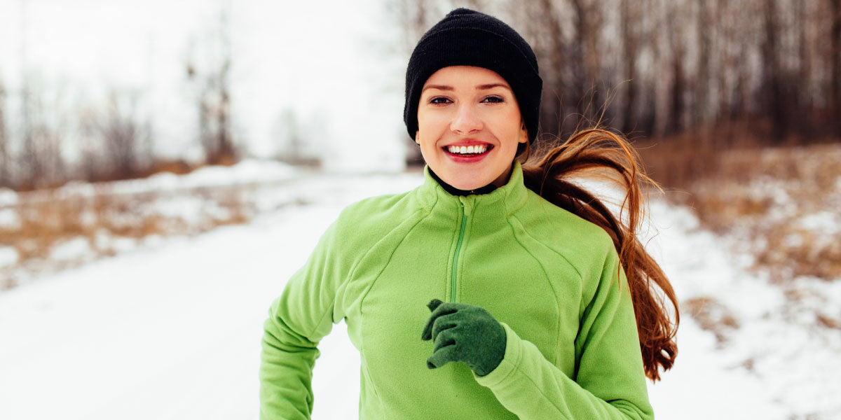 BEST TIPS ON HOW TO DRESS FOR RUNNING IN THE COLD