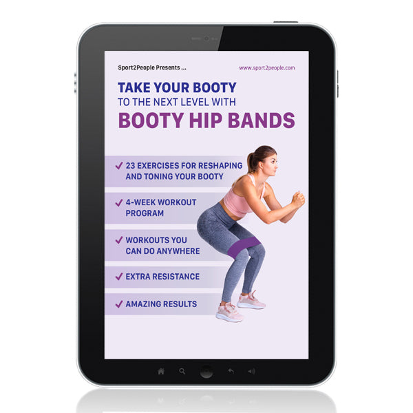 Take your booty to the next level with Booty Hip Bands - Sport2People