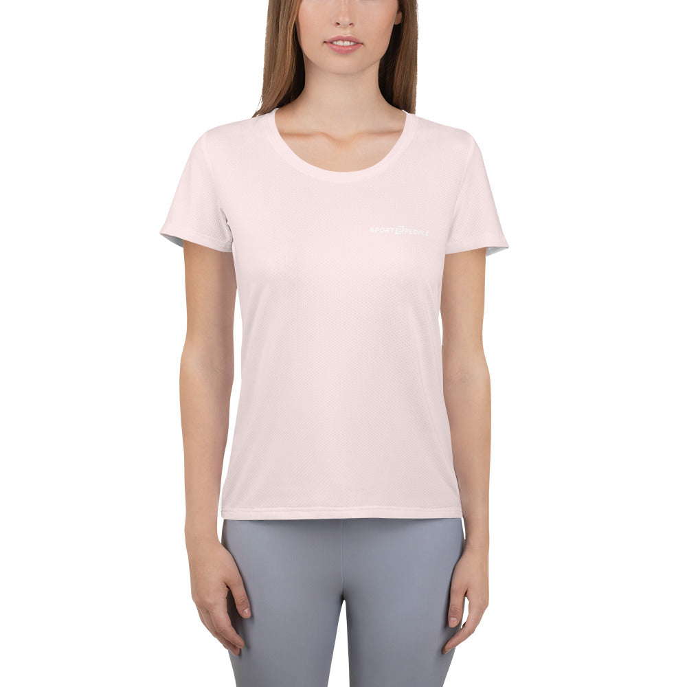 Light Pink T-Shirt - Sport2People