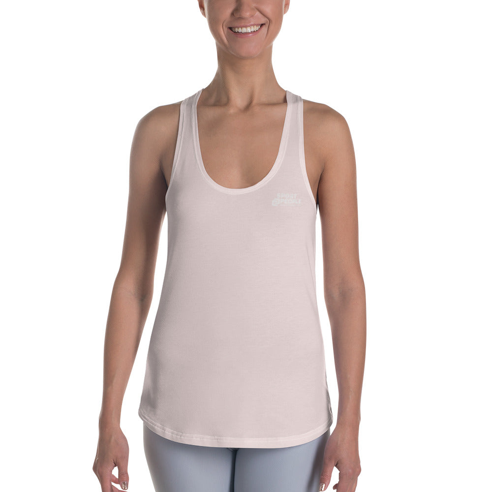 Light Pink Tank Top - Sport2People