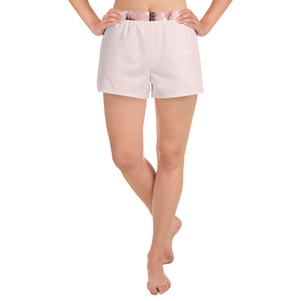 Light Pink Short Shorts - Sport2People