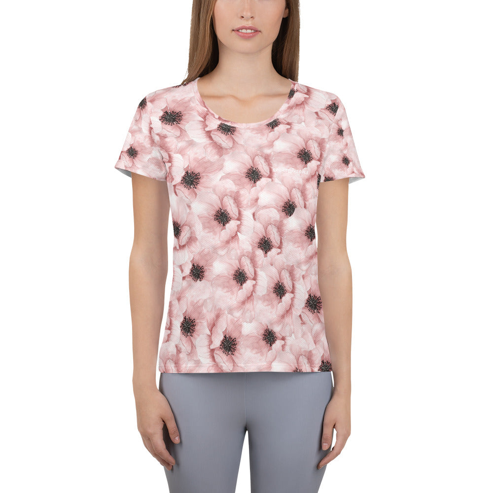 Flower Power T-Shirt - Sport2People