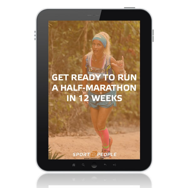 Half-Marathon training program (E-book) - Sport2People