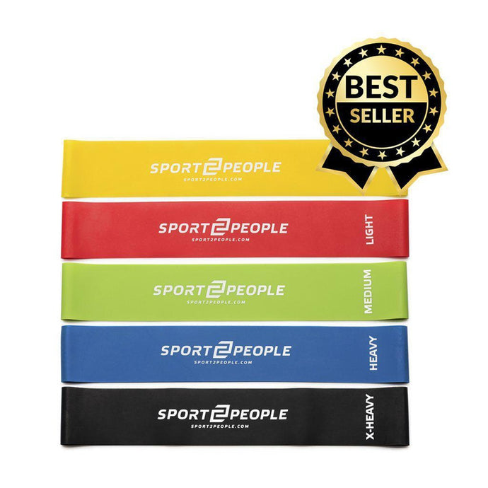 Mini Resistance Bands - Sport2People