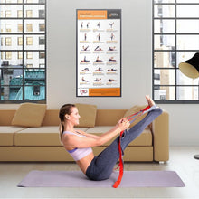 Load image into Gallery viewer, Full Body Stretching Exercise Poster - Sport2People