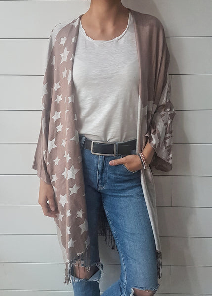 STAR GAZER BOHO JACKET