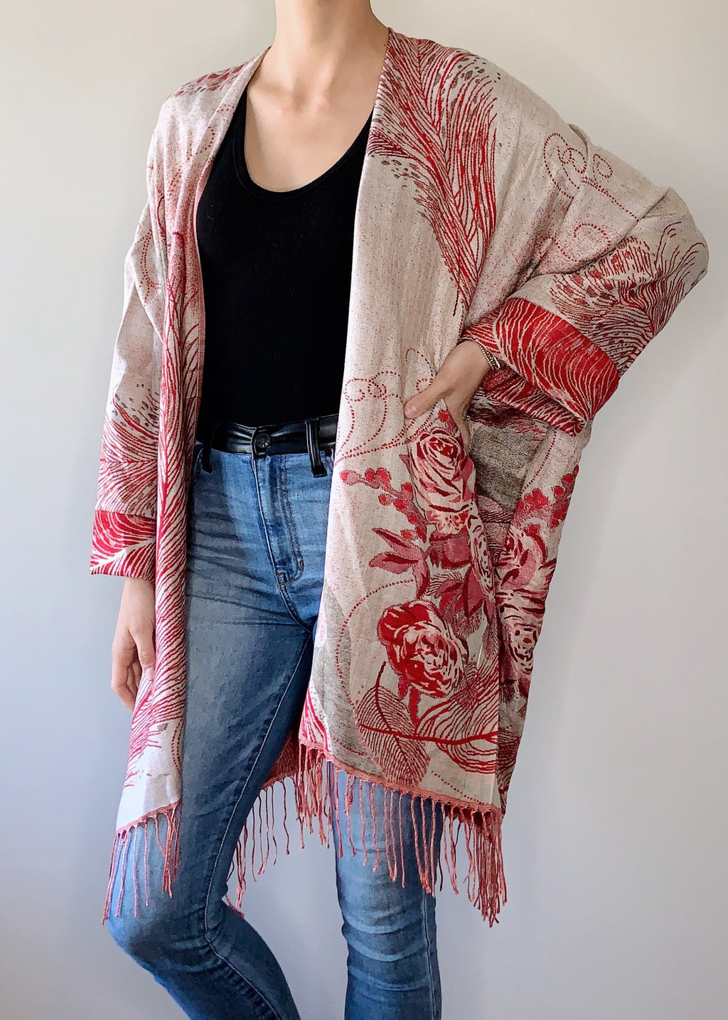 Primrose Boho Jacket with Cuffs
