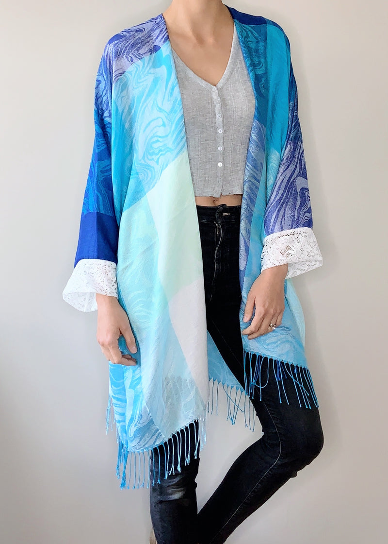 Mombasa Boho Jacket with Cuffs
