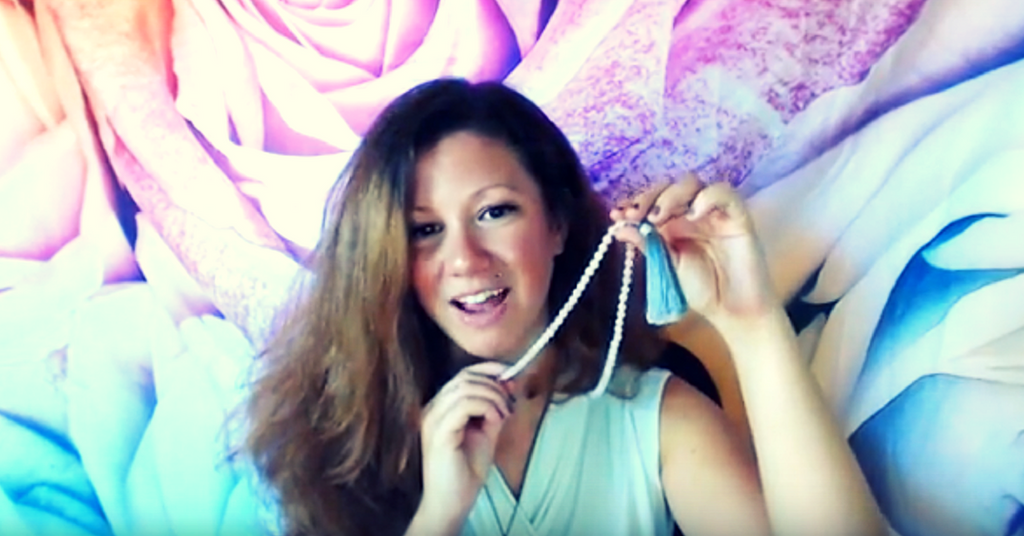 How to Work With Mala Beads for Meditation & Manifestation