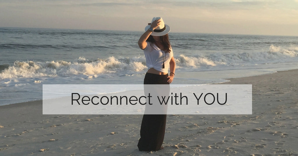 Reconnect with YOU: Easy Meditation/Visualization