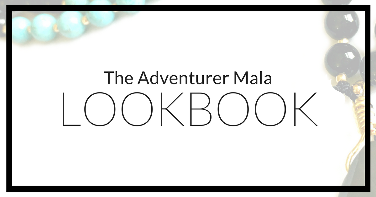 The Adventurer Mala Lookbook