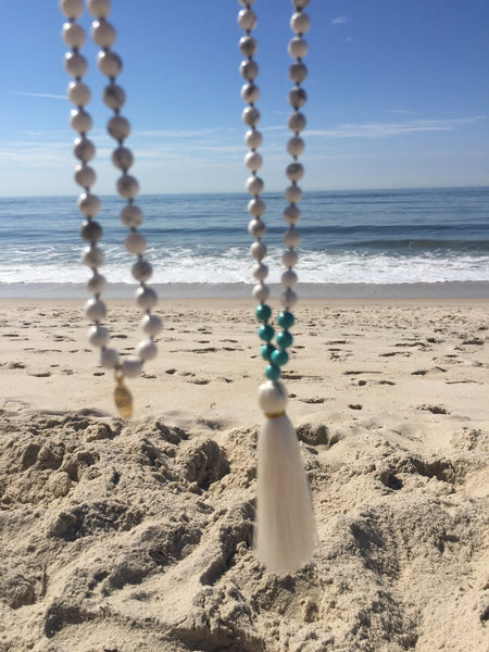 Mala beads for guidance