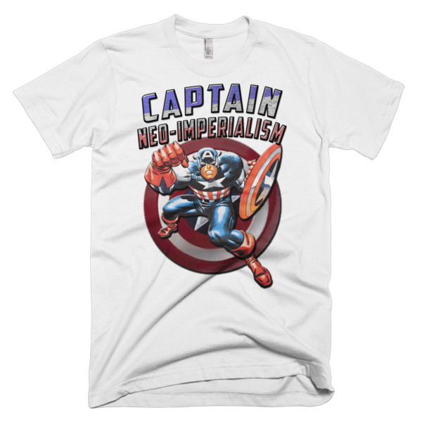 Captain Neo-Imperialism (Men's Tee)