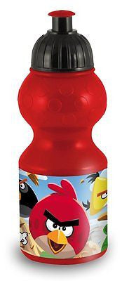 Angry birds 15 oz. Pull Top Water Bottle-Angry Birds 15oz. Bottle-Brand New!