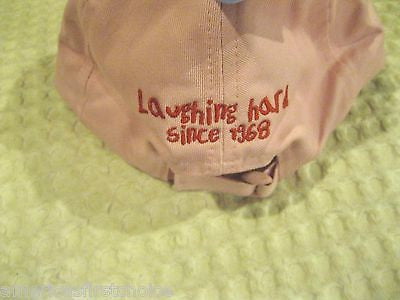 Disney Winnie the Pooh Embroidery Boys Girls Pink Baseball Cap-New with Tags!