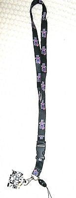 "Blue Robot Nerd 15"" lanyard-Multi Color Robots Lanyard ID Holder + Mobile Device"