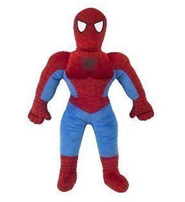 "26"" Spider man Spiderman Cuddle Pillow Pal Plush Toy by Marvel-New!"