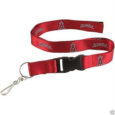 St. Louis Cardinals Red Officially Licensed NFL Keychain/ID Holder Lanyard-New!