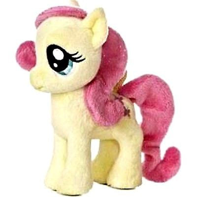 "Hasbro 9"" My Little Pony Butterfly Plush by the Toy Factory, LLC.-Brand New!"