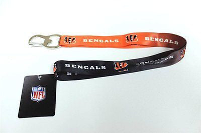 Colts Licensed NFL Keychain/ID Holder Detachable Lanyard/Bottle Opener-Brand New