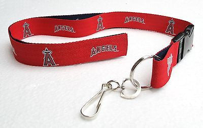 St. Louis Cardinals Red Officially Licensed MLB Keychain/ID Holder Lanyard-New!