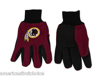 Chiefs with Raised Team Logo Licensed NFL Sport Utility Gloves-New with Tags!