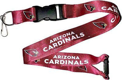 49ers Reversible 2-Tone Officially Licensed NFL Keychain/ID Holder Lanyard-New!
