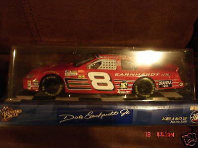 DALE EARNHARDT JR. WINNER'S CIRCLE DIE-CAST #8 SPECIAL EDITION 1:24 SCALE CAR
