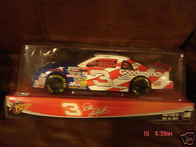 DALE EARNHARDT 2004 WINNER'S CIRCLE DIE-CAST ATLANTA 1:24 SCALE OLYMPICS CAR