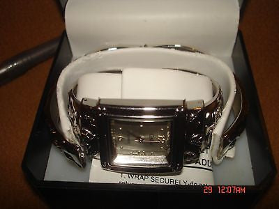 GNW SILVER BRACELET WOMEN'S WATCH & MATCH BRACELET-NEW!