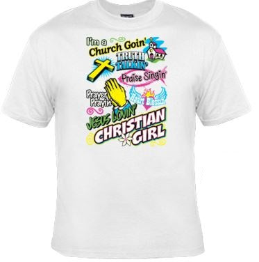 Church Goin' Tee