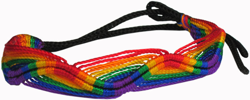 Rainbow Surfer Friendship Bracelet - Rainbow Pride Shop