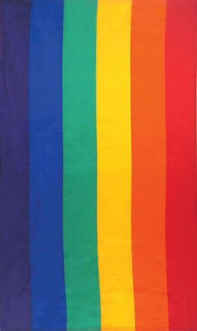 "Rainbow Flag Tapestry 85"" x 100"" - Rainbow Pride Shop"