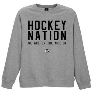 Hockey Nation - We Are on the Mission - Collegepaita - Kannattajat.fi