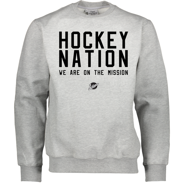 Hockey Nation - We Are on the Mission - Collegepaita