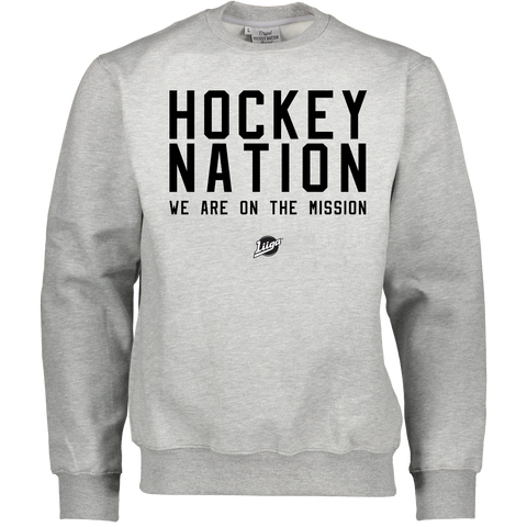 Hockey Nation Liiga collegepaita