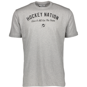 Hockey Nation - Give it all for the team t-paita - virallinen Liiga-tuote - Kannattajat.fi