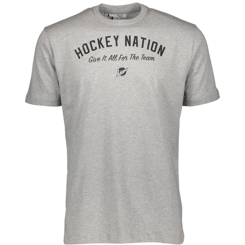 Hockey Nation Liiga T-paita