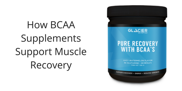 How BCAA Supplements Support Muscle Recovery